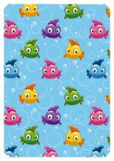 Farvede fisk 318