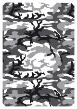 Grå Camouflage 68