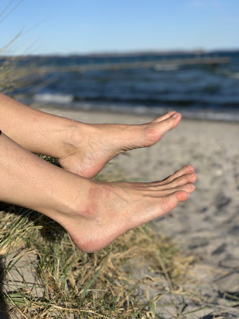 Dit fodindlæg og din fod skal passe sammen